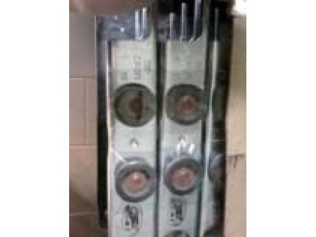 Соединитель рельсовый стыковой приварной РЭСФ, пружинный СРСП и рельсовый приварной СРС 6 на складе
