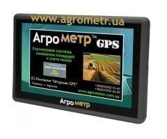 Прибор для замера площади поля производства компании «Aгpoмeтp»