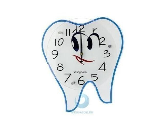 """Настенные часы Anya """"Зуб"""" ZB-007"""
