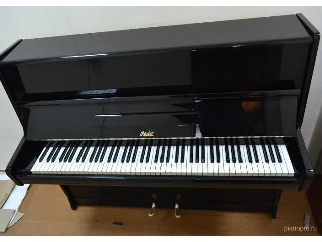 Реставрация, ремонт пианино и роялей. Покраска и настройка. - 3/4