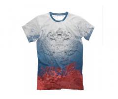 крутые футболки принтами